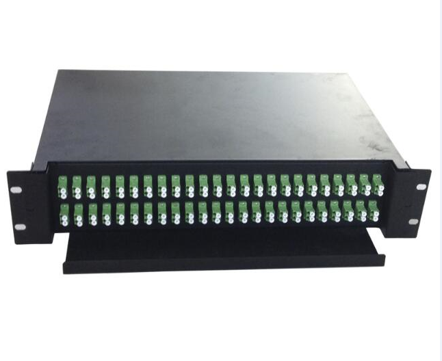 2u Fiber Optic Patch Panel