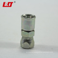 Hydraulic Hose Fitting One Piece Fitting Pilot Pipe Connector