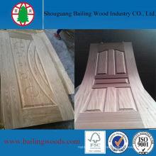 Melamine/Wood Veneer MDF/HDF Door Skin Price