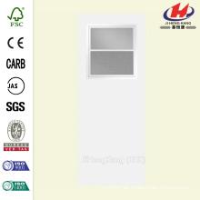 32 in. X 80 in. Smooth Flush Hardboard Ventlite 20 Minuten Feuer Bewertet Solid Core Primed Composite Innen-Tür-Platte