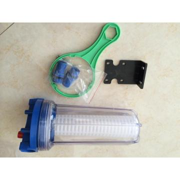 Animal husbandry and water line large filter
