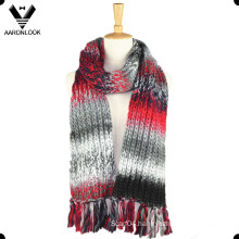 Ladies High Quality Polychrome Winter Popular Scarf