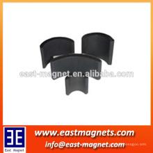permanent tile shape ferrite magnet