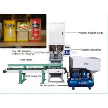 Machine à emballer en plastique continue de machine à emballer de machine à emballer de machine de cachetage de sachet en plastique