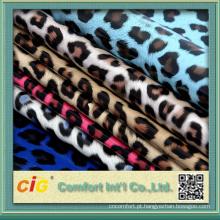 Moda Design selvagem chinês PU couro