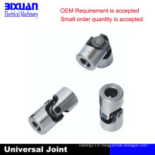 Universal Joint U Joint Single Universal Joint Steel Casting Hardware Parts