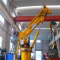 Industriekran für hydraulische Teleskopverlängerung