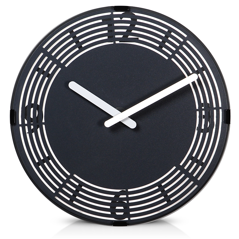 Wall Clock With Numbers