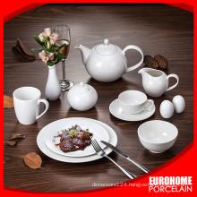 Germany fine porcelain dinner sets,durable kitchen crockery