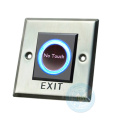 Wholesaler Price Infrared Door Release Switch no touch exit button