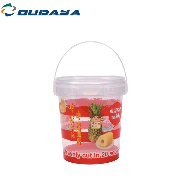 800ml ice cream container