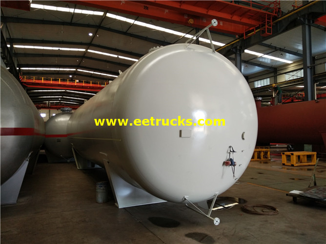 LPG Bulk Storage Tanks