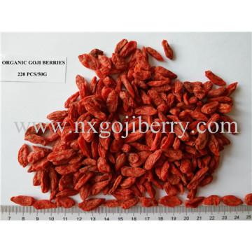 Pestizid Free Goji Beere (Bio)