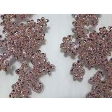 Beads Sequin stunning Embroidery Fabric for Wedding Dresses