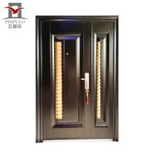 оптовая цена безопасности стальная дверь