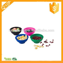Attractive Easy to Clean Silicone Mini Pinch Bowl