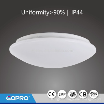 9W Oyster LED Ceiling Light Round IP44