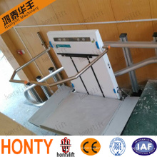 High quality CE outdoor incline wheelchair stair lifts for home use