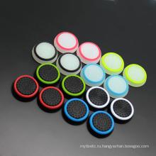 Силиконовый аналоговый стик захваты Крышка для PlayStation 4 Для ps4 про тонкий для PS3 контроллер джойстик крышки для Xbox 360 один