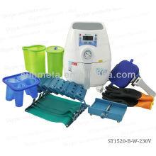 Mini 3d sublimation iphone case printing vacuum machine and low price mug heat press machine