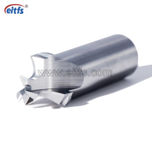 Custom Special Carbide Corner Rounding End Mill Cutting Tools for Laptop