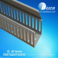Fabricante entrançado branco / cinzento do entroncamento do cabo do PVC (UL, cUL, GV, CEI, CE)
