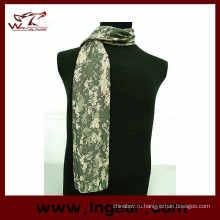 Лицо вуаль сетку рабицу шарф маска военный шарф камуфляж шарф