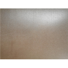 Embossed pvc film laminated aluminum sheet