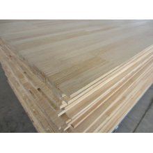 Edge glued laminated board