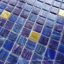 Bisazza Mosaic Goldstar Vidrio Azulejo