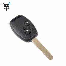 Good price smart car keys for Original factory Honda CRV 2 button custom key with 433 mhz 46 chip
