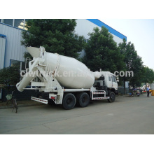 Precio de fábrica 8M3 camiones mezcladores de hormigón de segunda mano, Dongfeng Concrete Mixer Truck