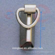 Clip de unión lateral y de borde para accesorios de fabricación de bolsas (F6-130S)