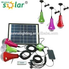 Novas tendências CE Solar Iluminação de energia para iluminação interna de casa / ao ar livre série JR-C/GY