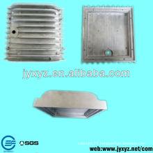 Shenzhen OEM manufacture die casting aluminum heat exchanger