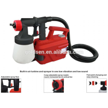 500w Piso Baseado Poder Airless Paint Sprayer Pintura Ferramentas Elétrica HVLP Auto Spray Paint Machine