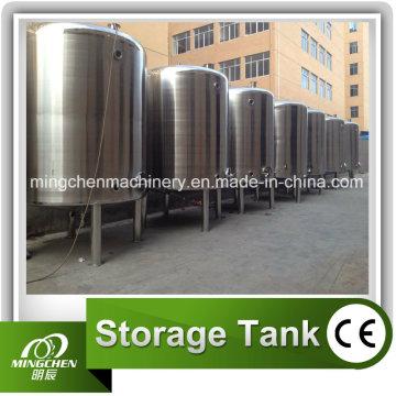 Tanque de armazenamento sanitário para fertilizantes