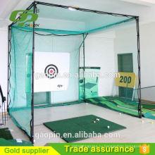 гольф практике сеток и клетки/профессиональный гольф нетто/золото сколов сетей
