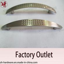 Venta directa de fábrica de aleación de zinc manejar los muebles manejar (ZH-1033)