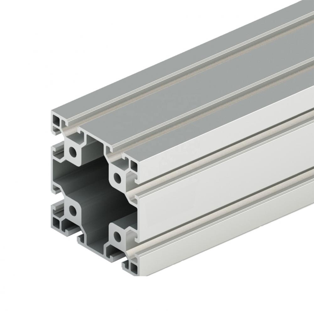 Industrial Aluminum Extrusion T Slot Linear Rail