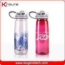 800ml BPA Free plastic sports drink bottle (KL-B2000)