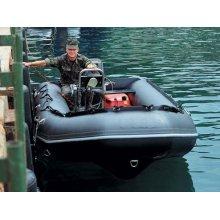 ПВХ надувная рыбацкая лодка 330 М