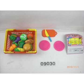 Early Age Development Educational Cutting Fruit Toys