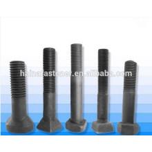 high strength steel square liner bolt