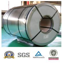 Bobines d'acier galvanisées (épaisseur 0.12-5.0mm, zinc 30-350G / M2)
