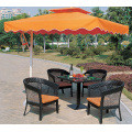 Aluminum Hot Sun Umbrella Set