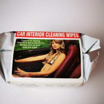 Big Size Vlies Quick Interior Detailer Wipes