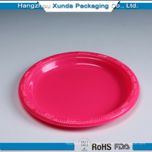Colorful Plastic Plate Manufacturer