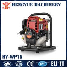 Hy-Wp 15 37.5cc Benzin Wasserpumpe / Solar Wasserpumpe