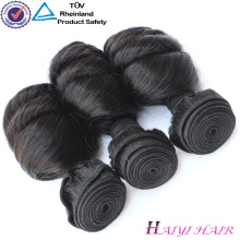 Smooth And Soft Popular Loose Wave Cambodian Human Virgin Hair